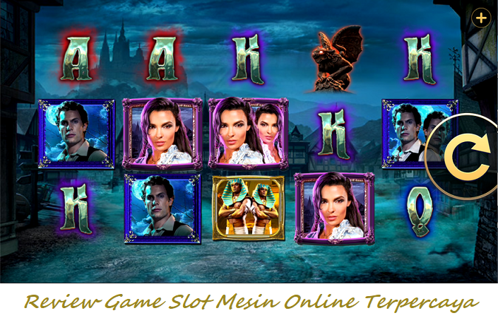 Review Game Slot Mesin Online Terpercaya